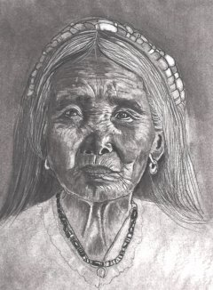 Wife No. 5 of Sitting Bull